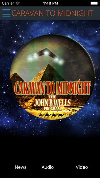 Caravan To Midnight iOS App